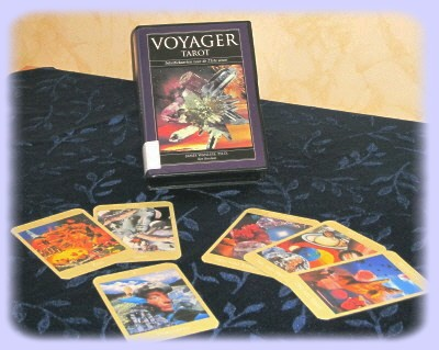Frances Aarts - Voyager Tarot
